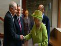 News video: Queen, Ex-IRA Chief Shake Hands